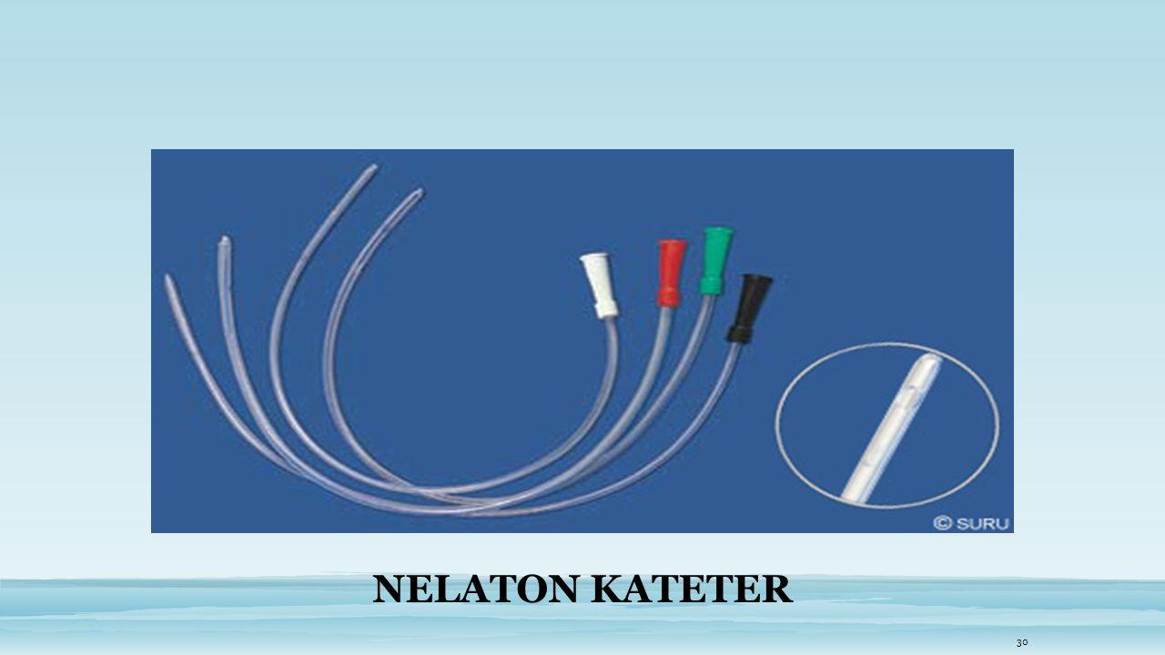 NELATON KATETER 30