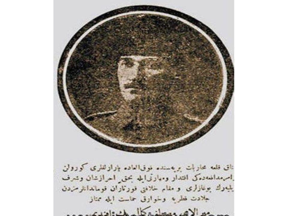 Çanakkale Savaşı ve Atatürk