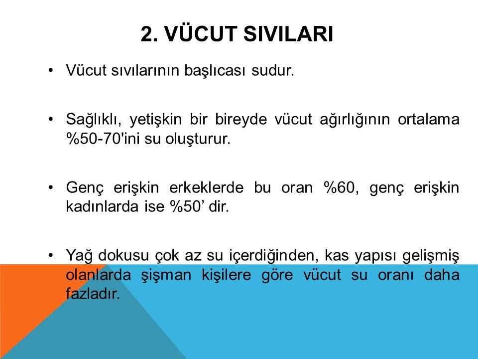 TAMPON SİSTEMLERİ- 1 1.