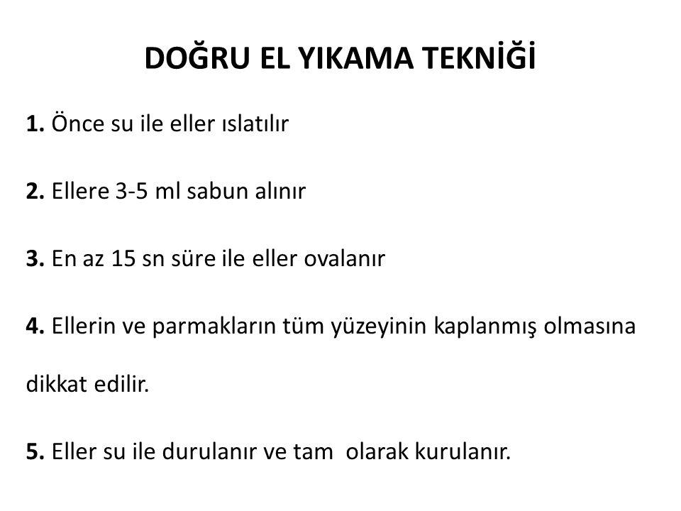 1. ELLER DURULANIR