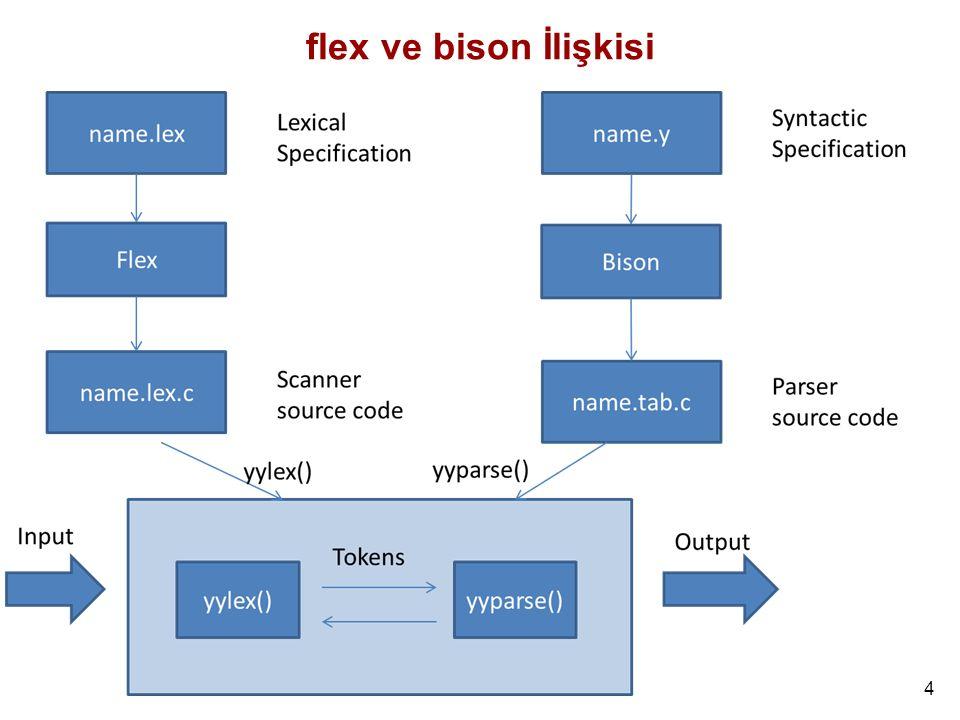 4 flex ve bison İlişkisi