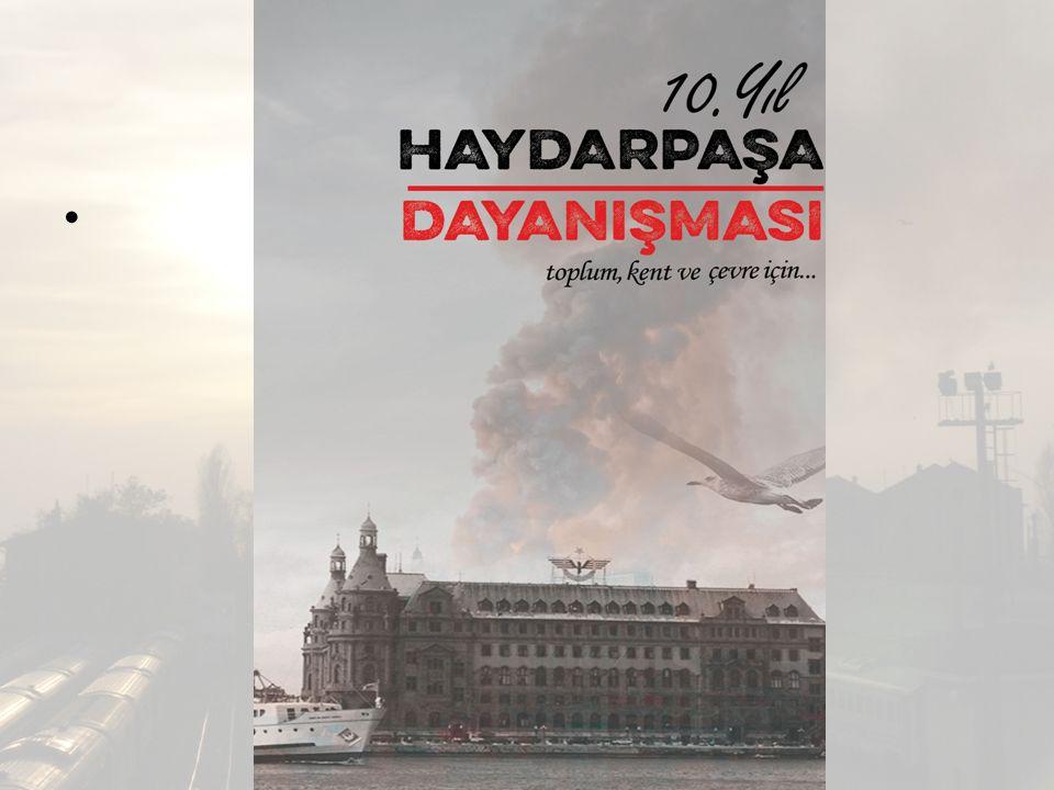 06 Aralık 2013 Haydarpaşa Garı nın çatısında 8 Kasım 2010 da çıkan yangınla ilgili davada, izolasyon çalışmasını yapan 2 işçi ve şirket sahibi 10 ay hapis cezasına mahkum edildi.