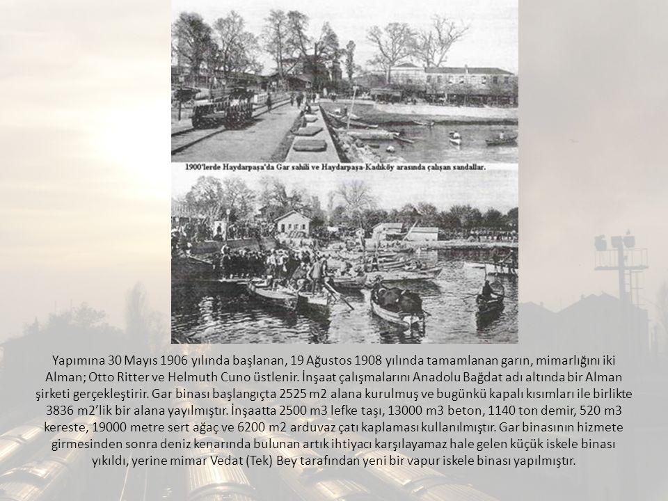 28 Mart 2014 1/5000 ölçekli Haydarpaşa Gar, Kadıköy Meydanı ve Çevresel Koruma Amaçlı Nazım İmar Plan notlarında değişiklik yapan ve 7 Mart 2014 tarihinde askıdan inen Haydarpaşa Garı 2014 onanlı Plana Mimarlar Odası İstanbul Büyükkent Şubesi 28.03.2014 tarihinde İstanbul İdare Mahkemesinde Yürütmeyi Durdurma ve İptal İstemiyle tekrar dava açtı.