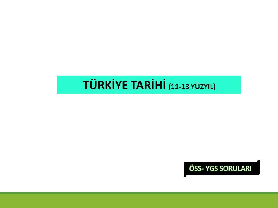 Türkler uzun süre direndikten sonra, ancak X.yüzyılda topluca İslamiyet'e girmişlerdir.