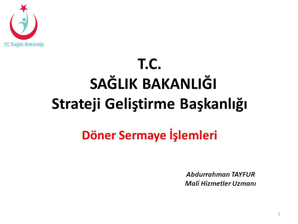 2 Genel Yönetim Kapsamındaki Kamu İdareleri; 1- Merkezi Yönetim Kapsamındaki Kamu İdareleri Genel Bütçe Kapsamındaki Kamu İdareleri Özel Bütçe Kapsamındaki İdareler Düzenleyici ve Denetleyici Kuruluşlar 2- Sosyal Güvenlik Kurumları Sosyal Güvenlik Kurumu Türkiye İş Kurumu Genel Müdürlüğü 3- Mahalli İdareler Belediyeler, İl Özel İdareleri, Bunların kurdukları birlikler Döner Sermaye İşlemleri