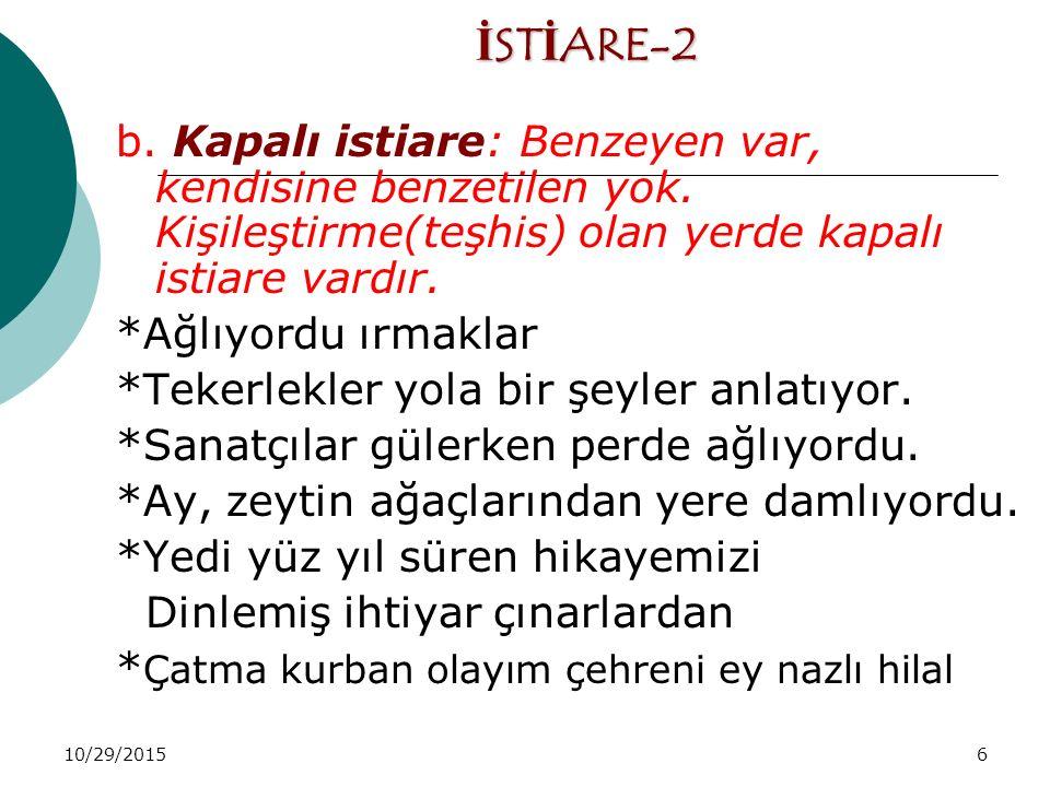 10/29/201527 SECİ Divan edebiyatında nesirdeki(düzyazı) kafiyeye denir.