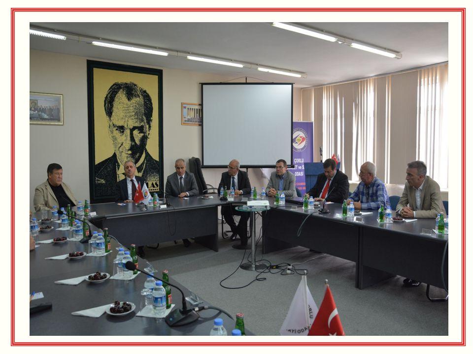 ÇORLU TSO´YA AKREDİTASYON STANDARDI GÖZDEN GEÇİRME ZİYARETİ GERÇEKLEŞTİ Odamıza Akreditasyon Sistemi çalışmaları kapsamında,bağımsız denetçi kuruluş Türk Loydu Vakfı İktisadi İşletmesi Akreditasyon Denetçisi İlker Gür, tarafından 1 Haziran 2015 Pazartesi günü Akreditasyon Standardı Gözden Geçirme Ziyareti gerçekleşti.