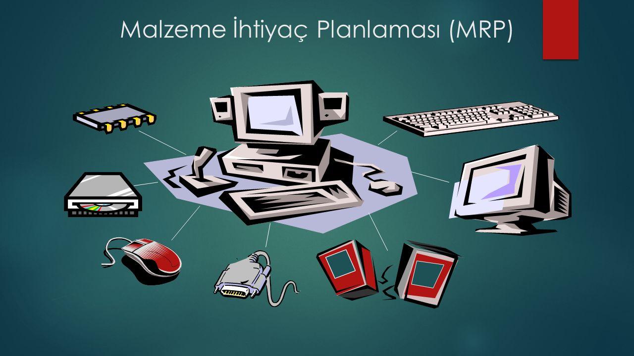 Malzeme İhtiyaç Planlaması (MRP)