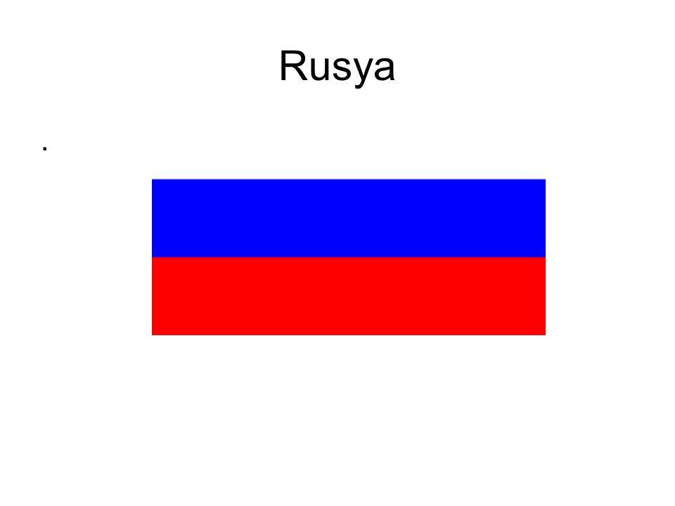 Rusya: Kirli arabaları kullanmak yasak.Kulağa biraz tuhaf geliyor değil mi.
