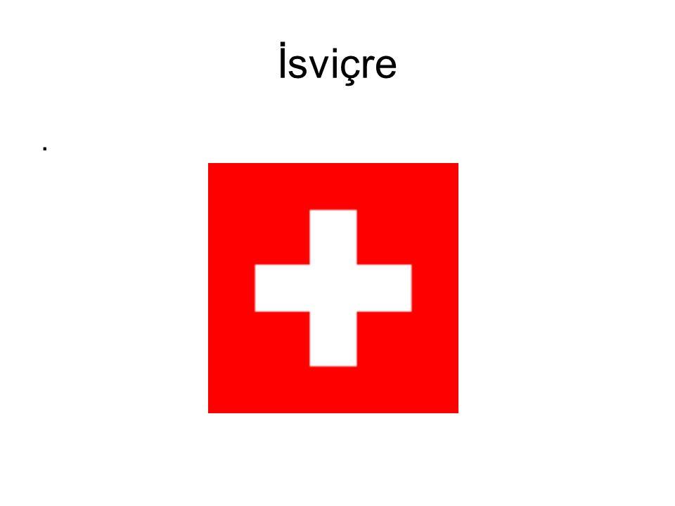 İsviçre.
