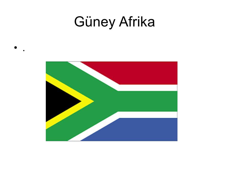 Güney Afrika.