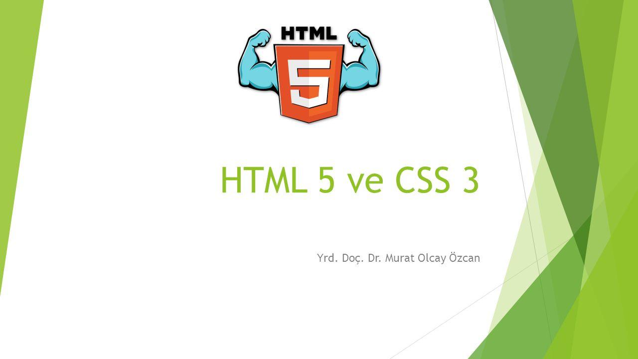 HTML  HTML web sayfalarını tanımlayan bir işaretleme dilidir.