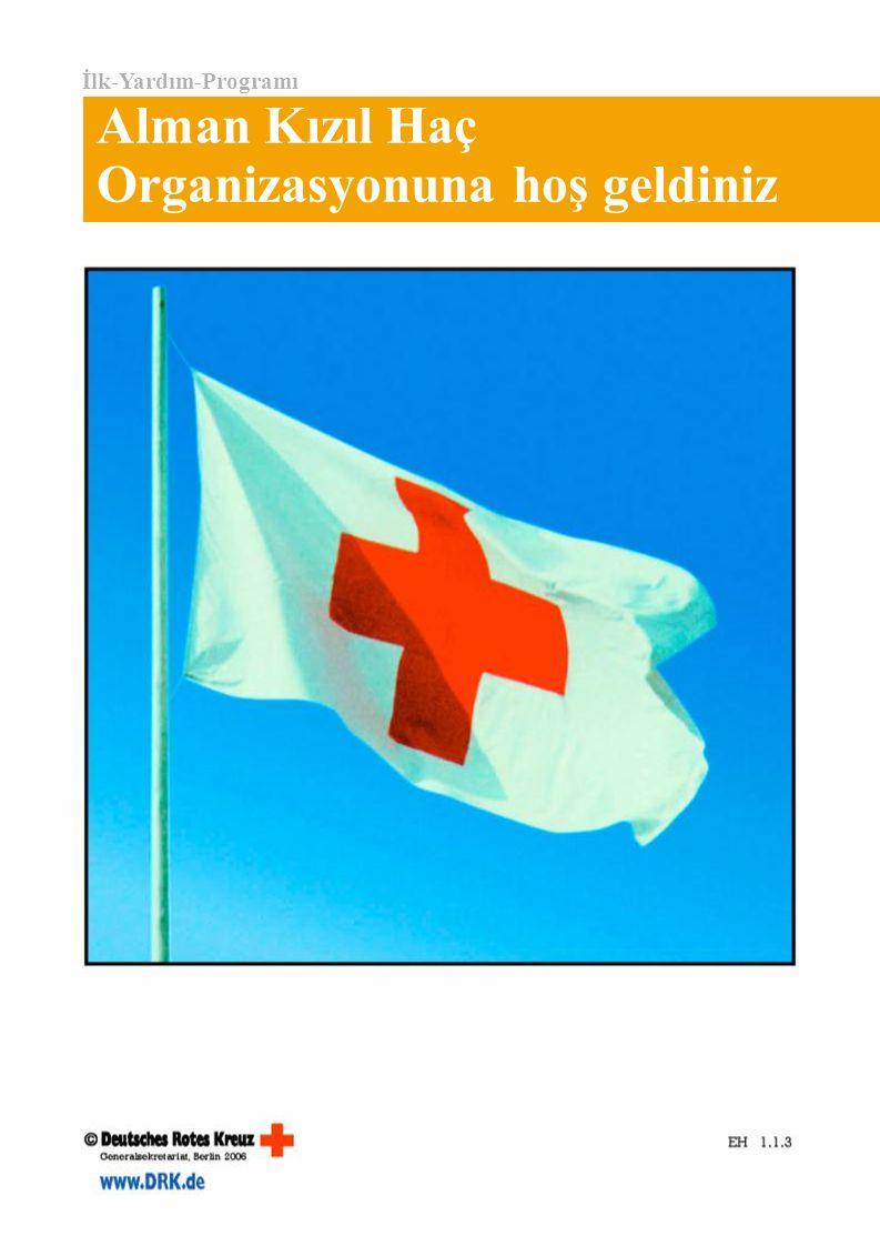 İlk-Yardım-Programı Alman Kızıl Haç Organizasyonuna hoş geldiniz