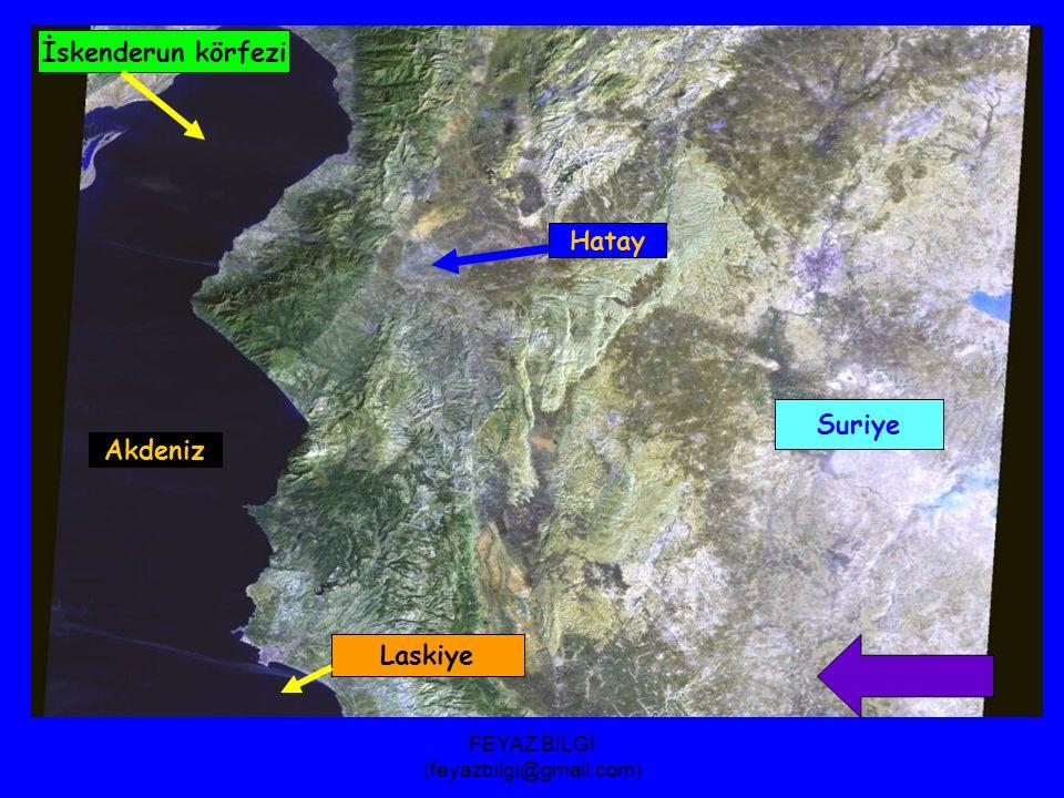 FEYAZ BİLGİ (feyazbilgi@gmail.com) İspanya Fas Akdeniz Atlas okyanusu Cebeli Tarık boğazı