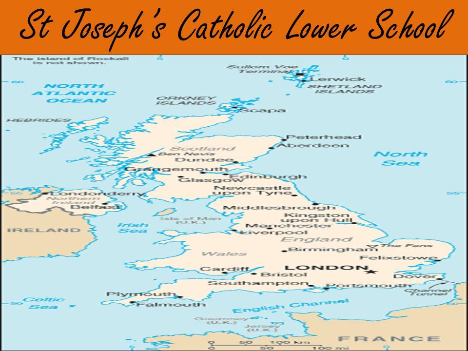 St Joseph's Catholic Lower School