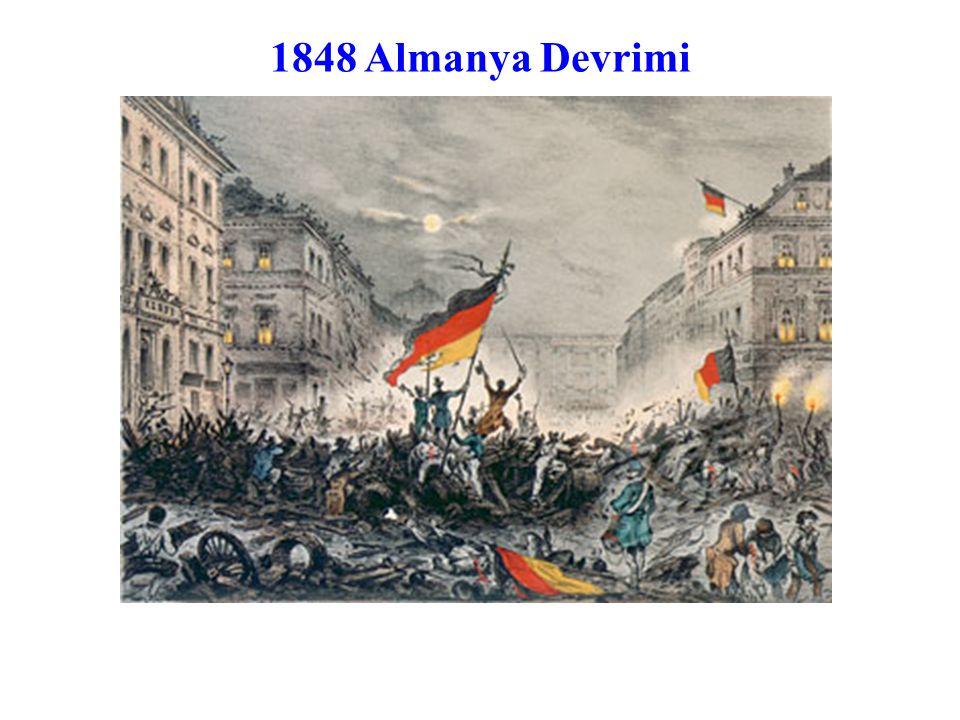 1848 Almanya Devrimi
