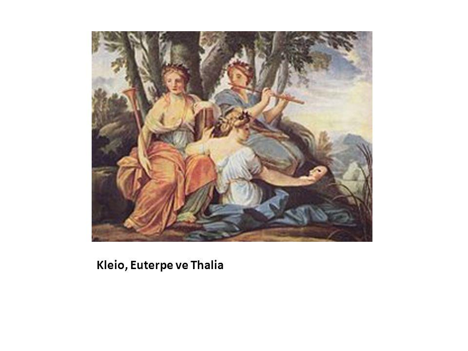 Etimoloji Müzik kelimesinin kökeni; Antik Yunan uygarlığında çok tanrılı bir dine inanılıyordu.