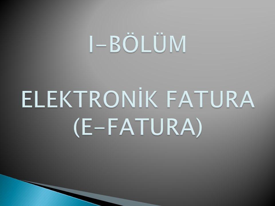  Elektronik fatura uygulaması kapsamında mükellefler tarafından e-posta ve telefon aracılığıyla sorulan soru yoğunluğunun azaltılması ve mükelleflerin sorunlarına daha hızlı, akıcı ve homojen cevap verilmesi adına E-Fatura Forum Sitesi hazırlanmıştır.