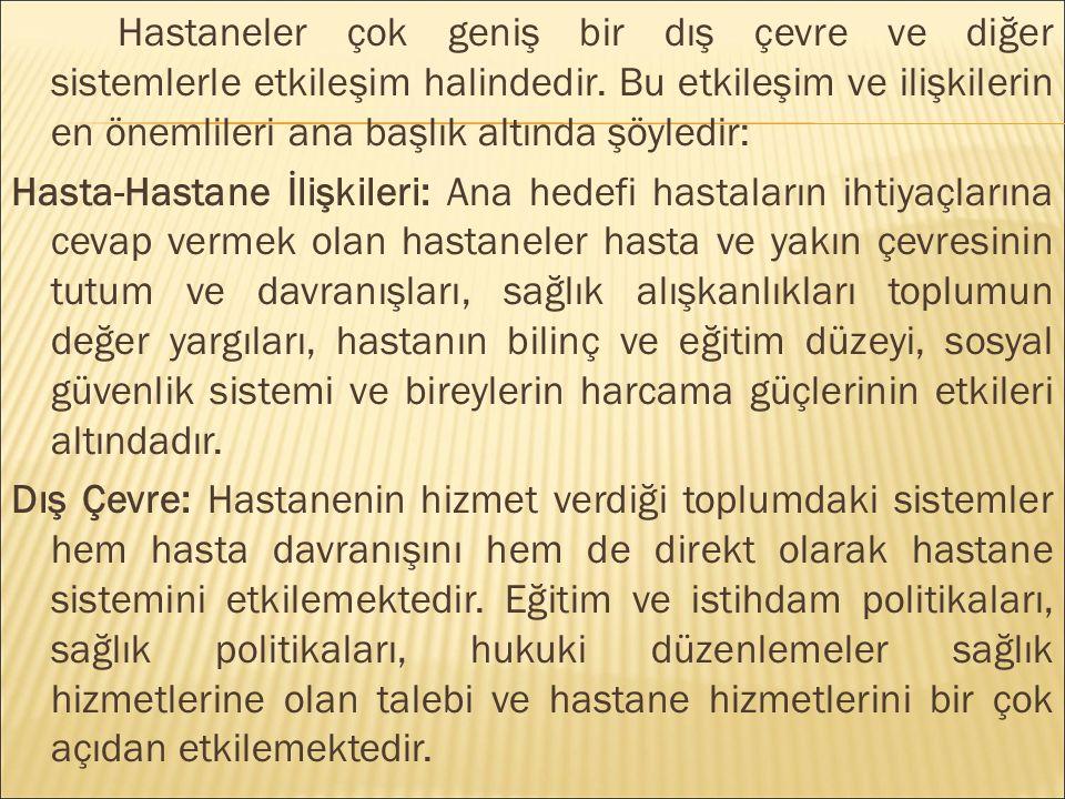  III.DAVRANIŞSAL (NEO-KLASİK) ORGANİZASYON TEORİSİ (DOT)  1.