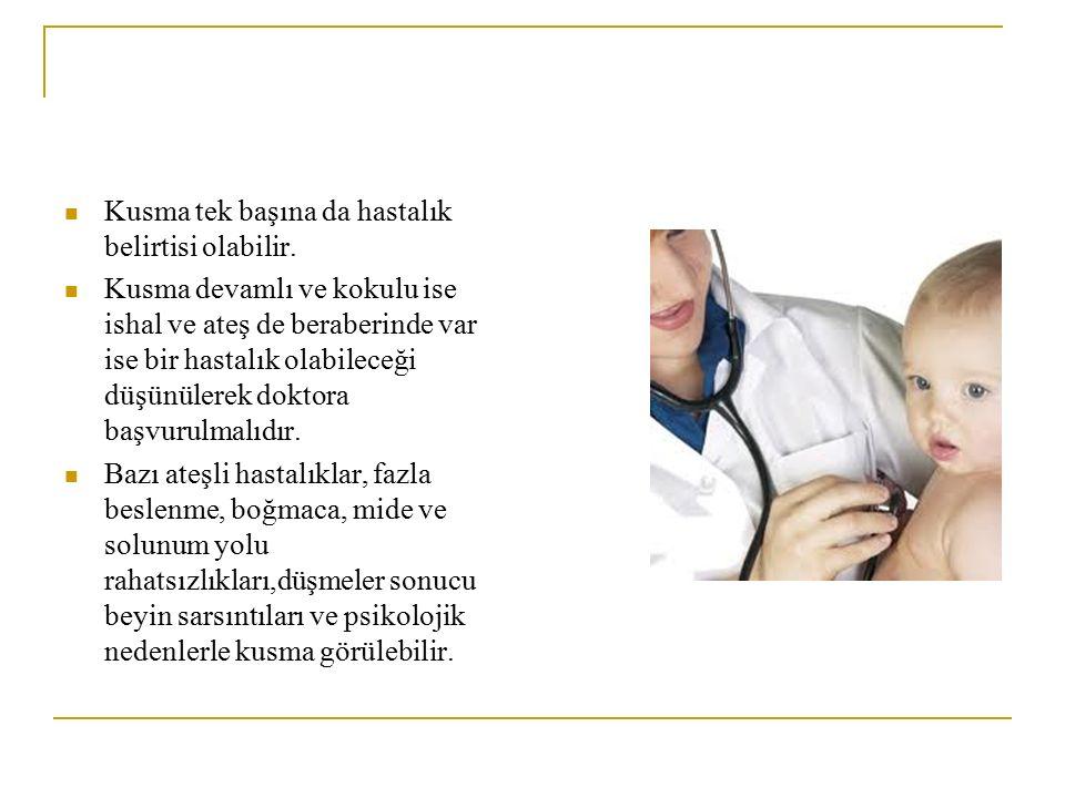Önlemlere rağmen pamukçuk görülürse anne, işaret parmağına temiz bir bez sararak parmağını karbonatlı suya batırmalı ve bebeğin ağzını, yanak içlerini parmağı ile silmelidir Gün içinde bu işlem birkaç kez tekrar edilmelidir İyileşme sağlanamayan durumlarda ilaç tedavisine geçilir