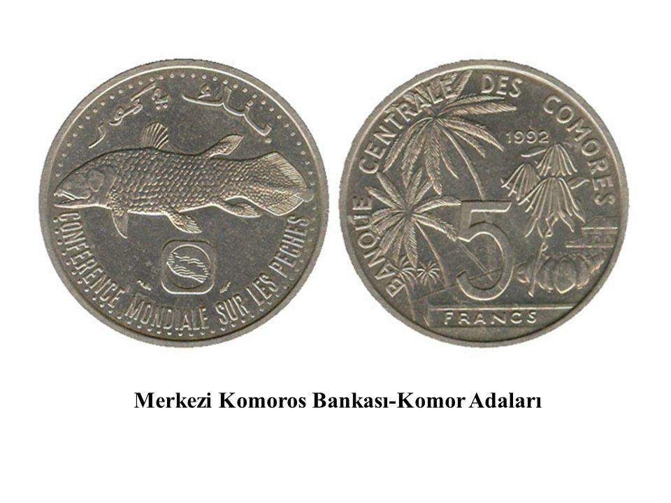 Merkezi Komoros Bankası-Komor Adaları