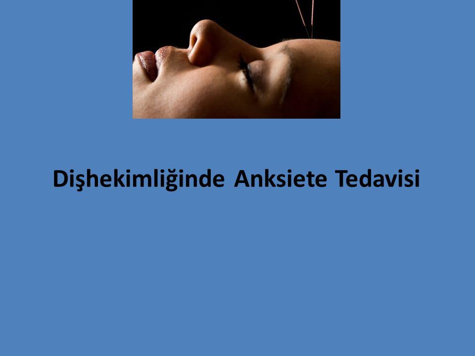 Akupunkturla öğürtü refleksinin kontrolü Bilello G ve Fregapane' nin 2014 de yayınlanan bir çalışmasıdır.