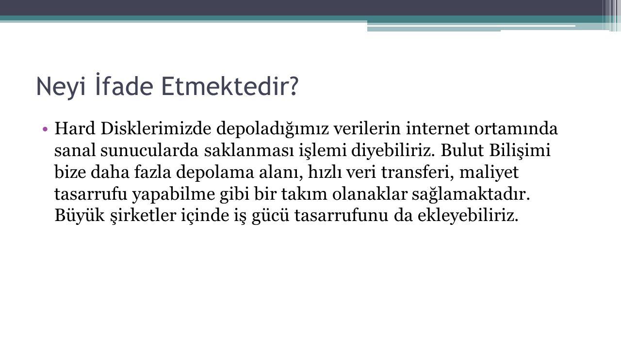 Elektronik imza nedir.