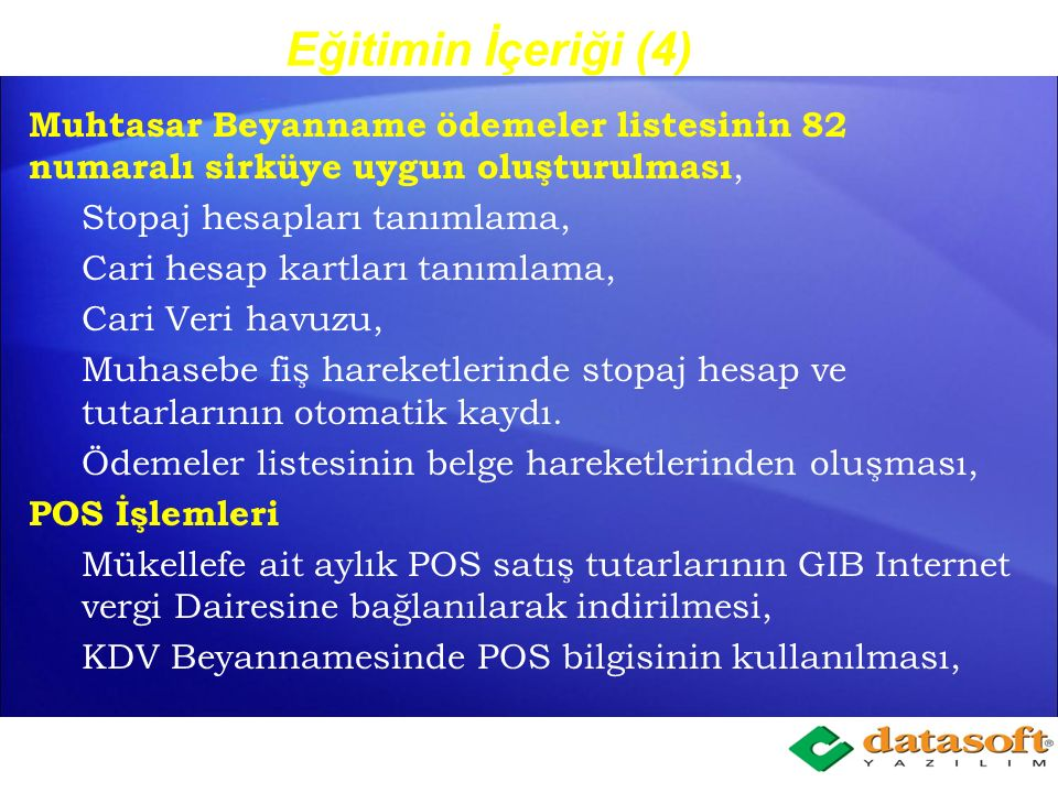 KGK Duyurusu Türkiye Muhasebe Standartlarını uygulama kapsamına ilişkin olarak Kurulumuzun 14/11/2012 tarihli toplantısında, Türk Ticaret Kanunu'nun 88 inci ve Geçici 1 inci maddeleri ile 660 sayılı KHK' nın 9 uncu ve Geçici 1 inci maddeleri uyarınca 1/1/2013 tarihi ve sonrasında başlayan hesap dönemlerine ilişkin münferit ve konsolide finansal tabloların hazırlanmasında; 1) 660 sayılı KHK' da belirtilen kamu yararını ilgilendiren kuruluşların, 6102 sayılı Kanunun 397 nci maddesi çerçevesinde Bakanlar Kurulu kararıyla bağımsız denetime tabi olacakların ve aynı Kanunun 1534 üncü maddesinin ikinci fıkrasında sayılan şirketlerin münferit ve konsolide finansal tablolarının hazırlanmasında Türkiye Muhasebe Standartlarını uygulamasına, 2) Yukarıdaki kapsama dâhil olmayanlar için Kurumca bir belirleme yapılıncaya kadar yürürlükteki mevzuatın uygulanmasının devamına, karar verilmiştir.