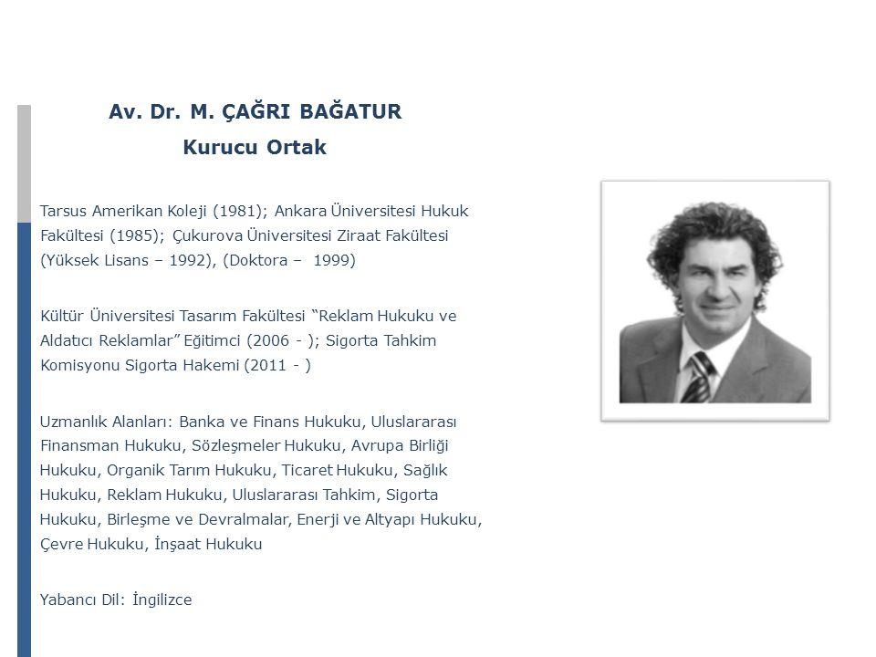 Av. Dr. M.