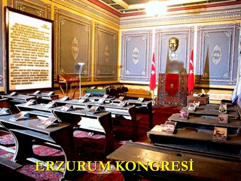 ERZURUM KONGRESİ