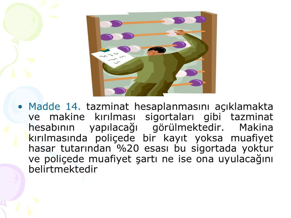 Madde 14.