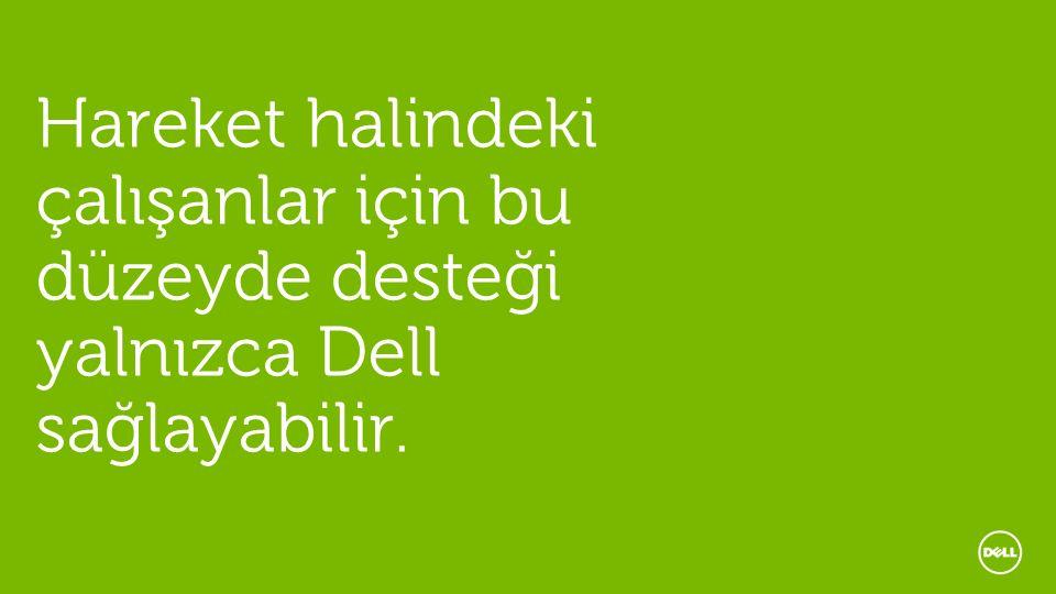 10 Servisler Metne ayrılan alan Dell - Şirket İçinde Kullanım İçin - Gizli 1.