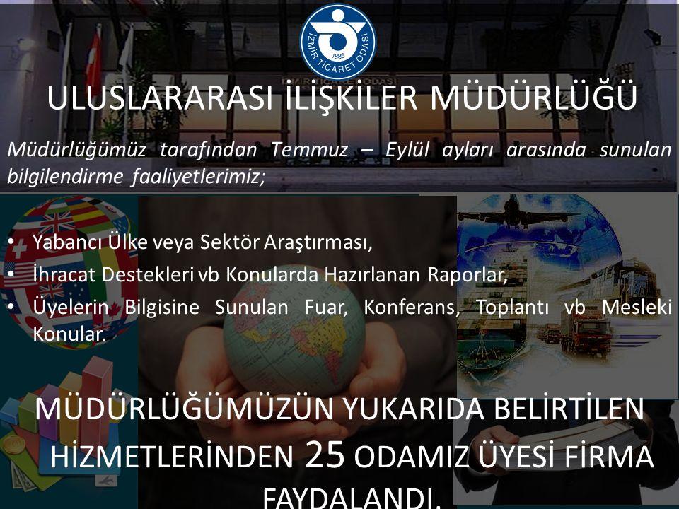 İzmir'i yabancı potansiyel yatırımcılar nezdinde bir cazibe merkezi olarak anlatan, kentimizin işbirliği olanaklarını ve ticari potansiyelini bir kaynak altında toplayan Invest in İzmir isimli İzmir Yatırım Rehberi'ni hazırladık.