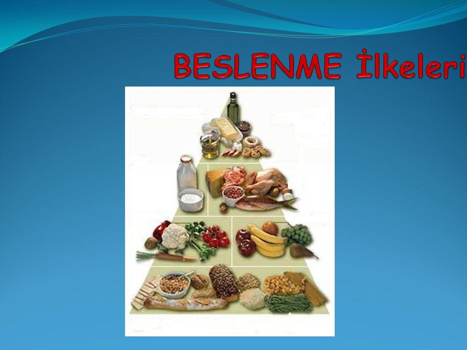  Tat Uyumu: Aynı tatta olan yemeklerin listede bir araya gelmemesine dikkat edilmelidir.