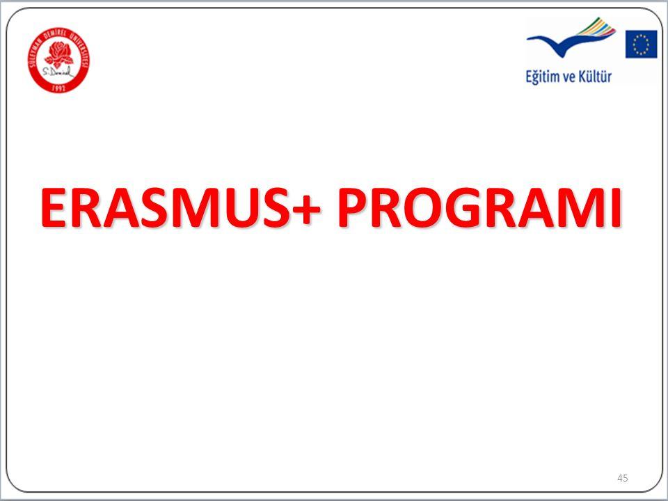 ERASMUS+ PROGRAMI 45