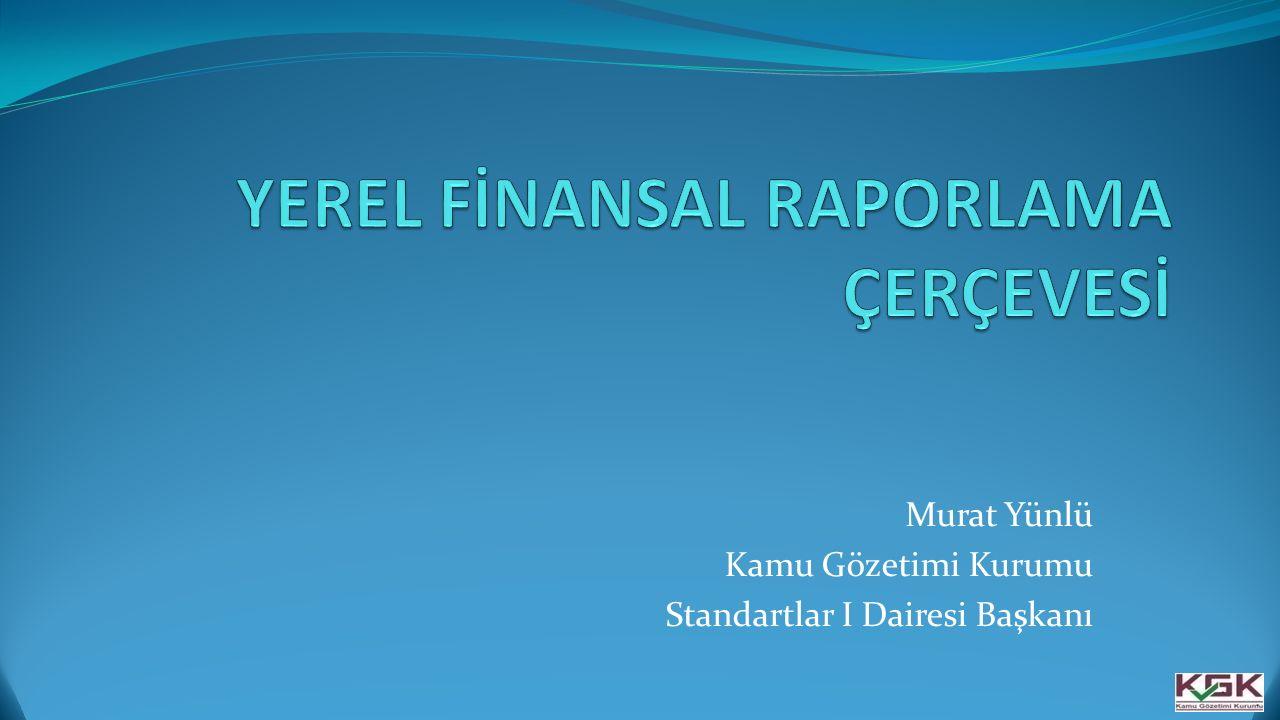 Murat Yünlü Kamu Gözetimi Kurumu Standartlar I Dairesi Başkanı