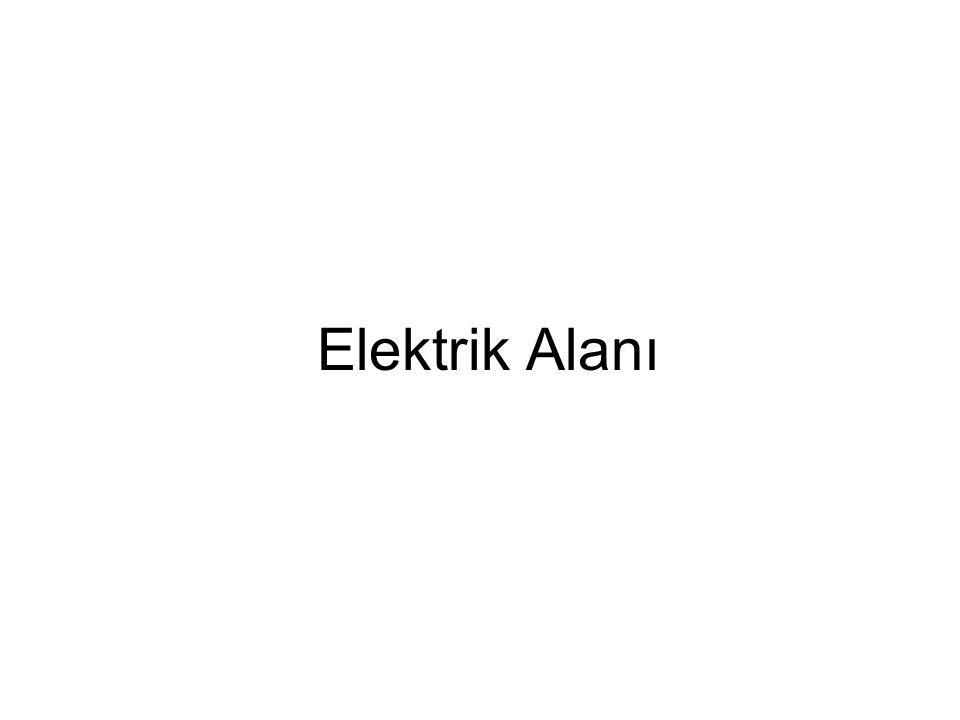 Elektrik Alanı