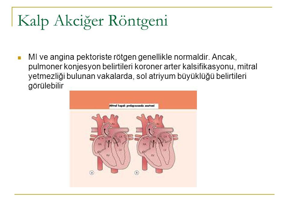Kalp Enzimleri Myokard kası Serum Glutamik Oksaloasetik Transaminaz (SGOT), Serum Laktik Dehidrogenase (SLDH), Kreatinin Fosfokinaz (CPK) ve Alfa Hidroksibutirat Dehidrogenaz (HBDH) gibi bazı enzimler yönünden zengindir ve bunlar kalp kası hasar görünce sistemik dolaşıma karışarak kandaki düzeyleri yükselir