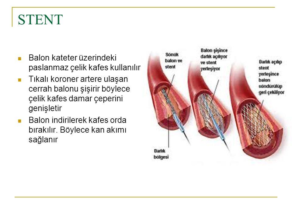 PACE-MAKER Kalp kasının kasılması için gerekli olan elektriksel uyarımı yapay olarak sağlayan cihazlara 'pacemaker' denir.