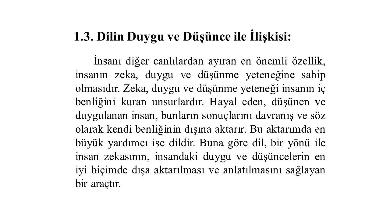 Eski Türkçenin Karahanlı devrinden kalma üç büyük eser vardır: a.