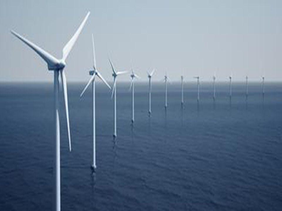 2.RÜZGAR ENERJİSİ Türkiye'de özellikle Ege ve Trakya bölgesi rüzgar enerjisinden en çok yaralanabileceğimiz alanlardır. Buralardaki rüzgar hızının ayl