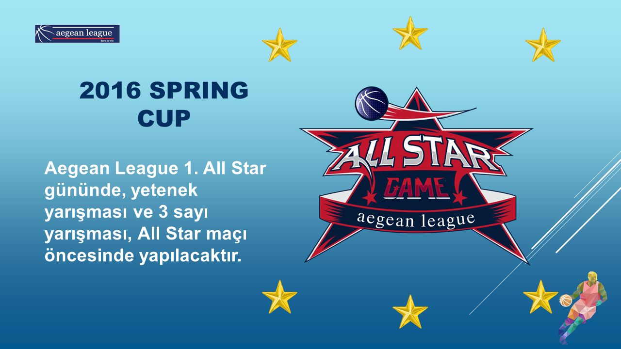 Aegean League 1.