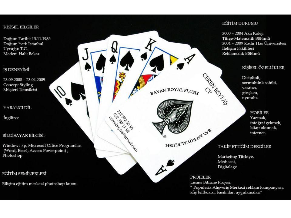 Style Poker oynayanlar Royal Flush'ın ne olduğunu iyi bilirler.