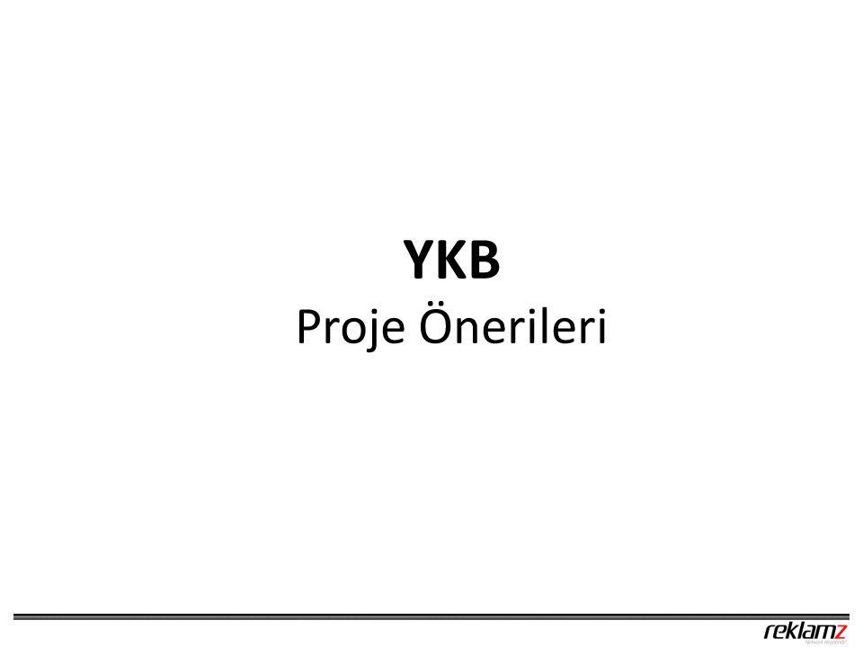 YKB Proje Önerileri