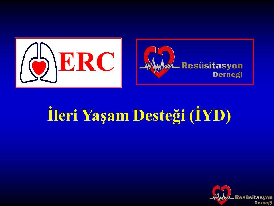 İleri Yaşam Desteği (İYD) ERC