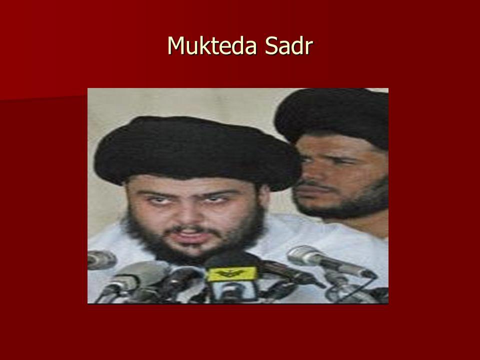 Mukteda Sadr