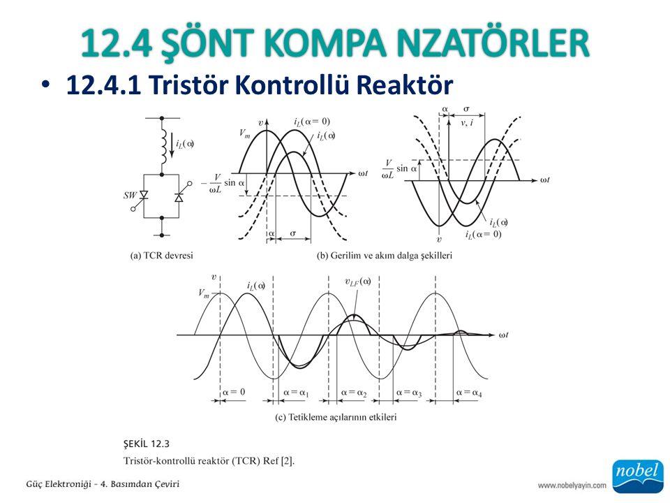 12.4.1 Tristör Kontrollü Reaktör