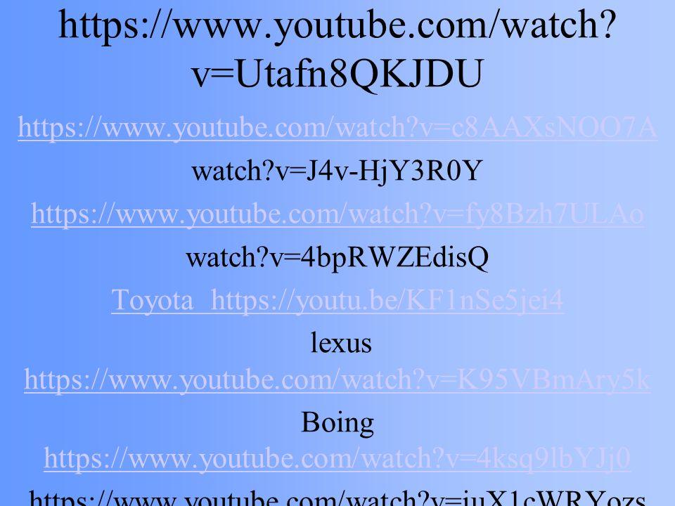 1952 buharlı ütü 1955 transistorlu radyo 1963 Philips kaset çalar 1968 SONY trinitron TV 1971 video oyunu atari CONNECTİCUT 1972 hesap makinesi 1977 Apple II 1975 plastik traş bıçağı 1979 Ericsson cep telefonu 1981 walkman 1982 Commadore 1983 Phlips CD rom 1984 mouse 1990 laaptop 1996 DVD 1999MP3 çalar Apple ürünler (i phone,i pad v.b.)