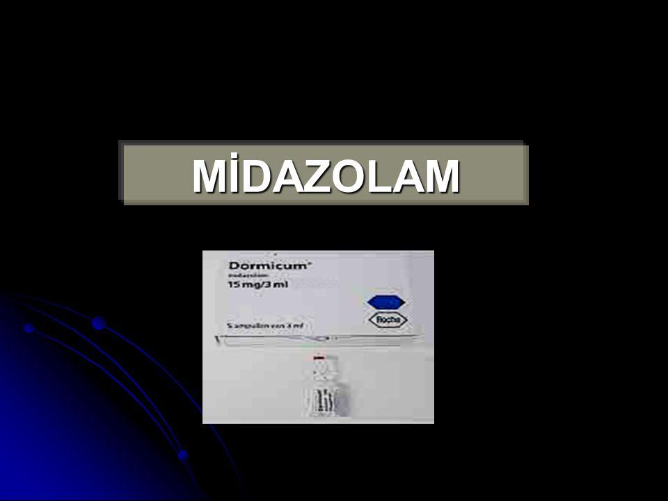 MİDAZOLAM
