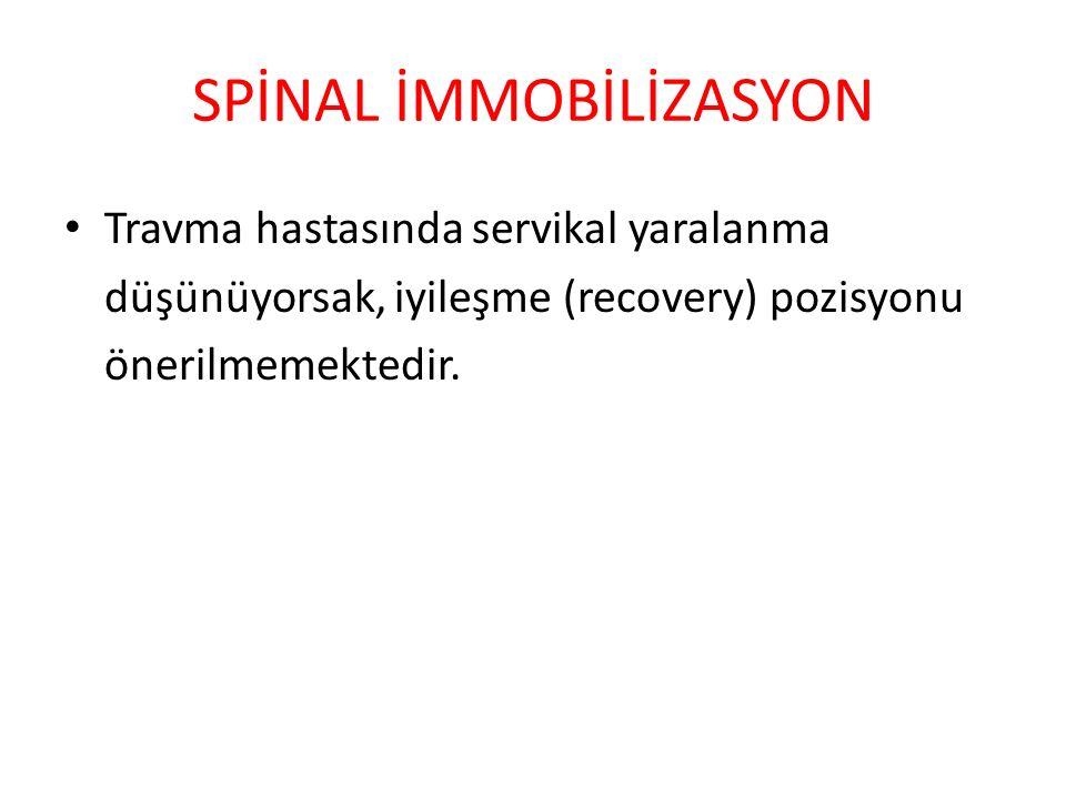 Unilateral Facet Eklem Dislokasyonu Normal AP Grafi